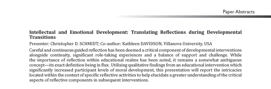 reflection paper nature of human being A language development reflection paper  psychologists study shows development and an interaction development nature  personality is a inner part of human being.