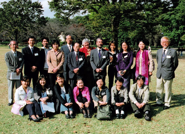 APNME 2006 Conference Kashiwa, Japan Group Photo
